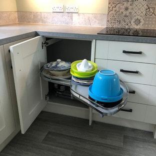 Rockfort Ivory - Traditional Shaker Kitchen