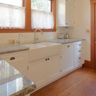 Rockridge Craftsman Kitchen