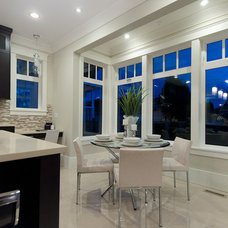 Contemporary Kitchen by Westeck Windows and Doors