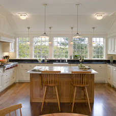 Traditional Kitchen by Albert, Righter & Tittmann Architects, Inc.