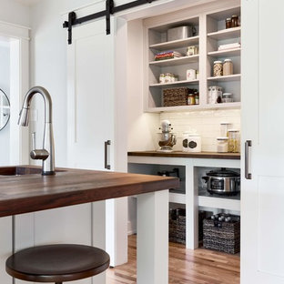Modern Farmhouse Kitchen Houzz