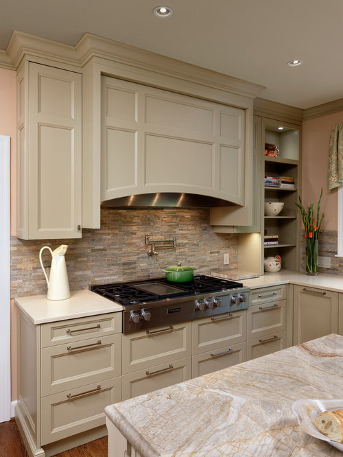 Rockville Maryland Transitional Kosher Kitchen Design