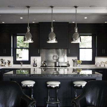 Rocky Ledge Kitchen