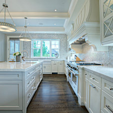 Transitional Kitchen by Rockwood Custom Homes