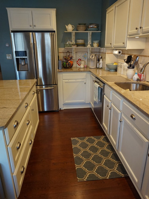 Shabby chic style baltimore kitchen design ideas remodel for Baltimore kitchen remodeling