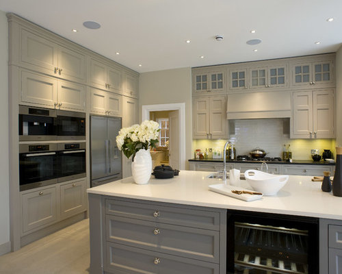 Edgecomb Gray Kitchen Paint Ideas, Pictures, Remodel and Decor