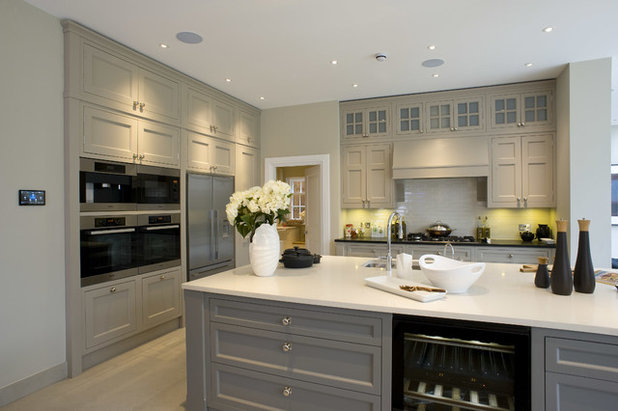 Fusion Kitchen by Inspired Dwellings