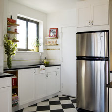 Eclectic Kitchen by Claudia Martin, ASID