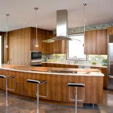 Modern Kitchen by Michael Lee Architects
