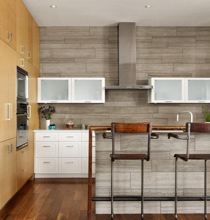 Contemporary Kitchen by Chioco Design
