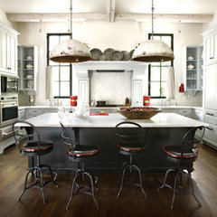 eclectic kitchen by Roma Eco-Sustainable Building Technologies