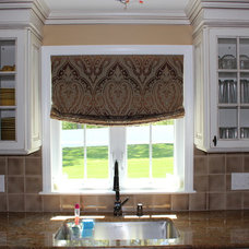 Traditional Window Treatments by Mitchell Designs LLC