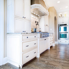 Traditional Kitchen by Custom Cupboards