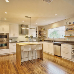 modern kitchen by Austin Impressions - A Design and Build Firm