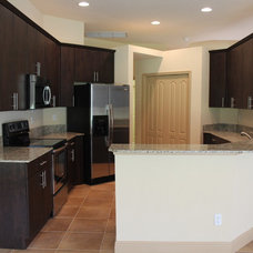 Contemporary Kitchen by Best Kitchen Cabinet Refacing of Naples