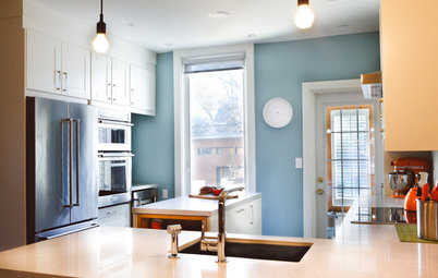 Kitchen of the Week: Doubling the Storage in 170 Square Feet