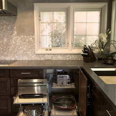 Eclectic Kitchen by Showcase Kitchens and Baths