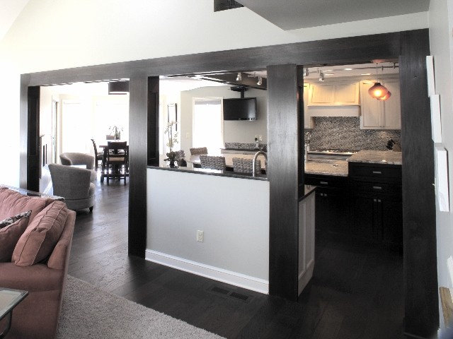 Modern Kitchen by NJW Construction