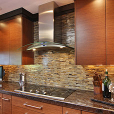 Traditional  by THE MASONRY CENTER INC