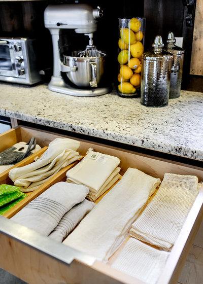 ラスティック キッチン by Haas Habitats LLC