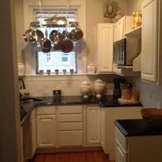 Eclectic Kitchen by Reflections of You, by Amy, LLC