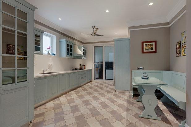 Coastal Kitchen by Fadd Studio