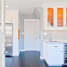 Modern Kitchen by McCaffrey Custom Construction, Inc.