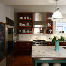 Contemporary Kitchen by Studio Nigro