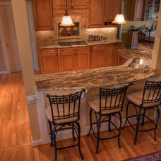 Traditional Kitchen by Wood Wise Design & Remodeling