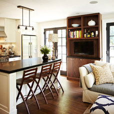 Rustic Kitchen by Olympic Kitchens