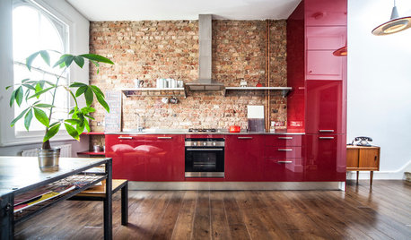 Picture Perfect: 25 Rooms That Use Red to Dial up the Drama