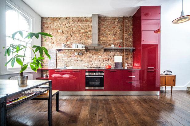 Küche by MAD Martinelli Architecture & Design