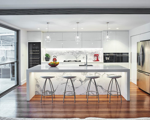Contemporary Kitchen Design Ideas Remodel Pictures Houzz