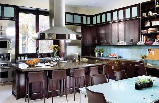 Modern Kitchen by GHStyleworks