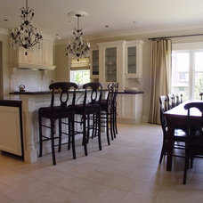 Traditional Kitchen by Rosemary Sleigh Design