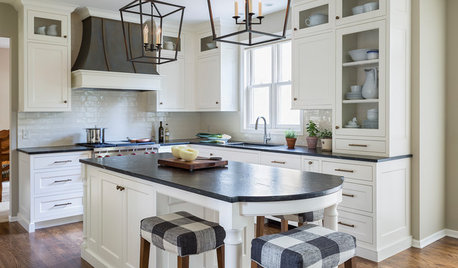 White Kitchens On Houzz: Tips From The Experts