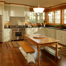 Traditional Kitchen by Pure Home Interiors