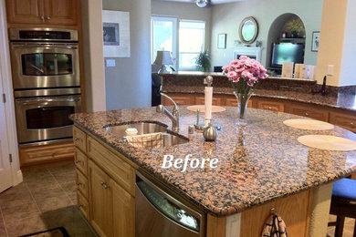 Kitchen Cabinets Roseville Ca 2021