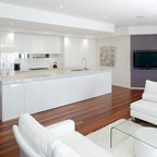 Bulleen Modern Kitchen Melbourne By Urban Kitchens