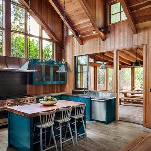 Rustic Modern Kitchen Ideas Photos Houzz