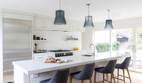 A Modern Farmhouse Kitchen, With an Emphasis on 'Modern'