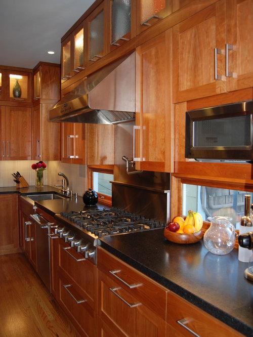 Window under wall cabinet home design ideas pictures - Kitchen appliances san francisco ...