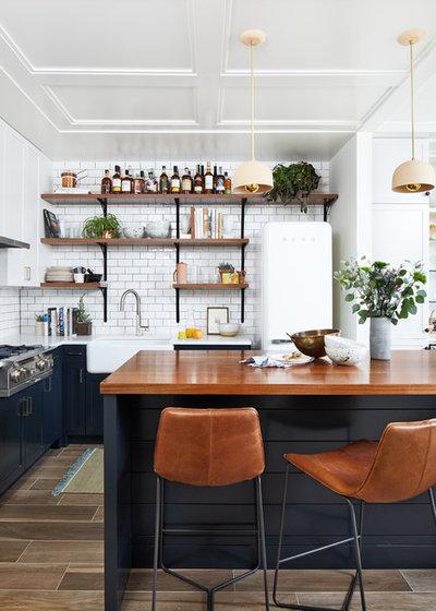 Современный Кухня by Studio Miel