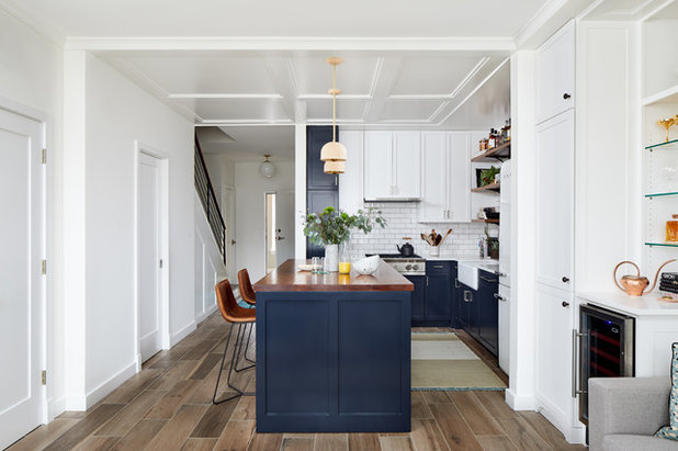 Eclectic Kitchen by Studio Miel