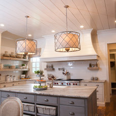 Farmhouse Kitchen by Keystone Millworks Inc