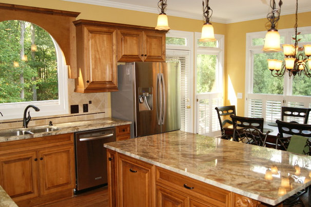 Traditional Kitchen by Pace & Company
