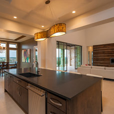 Contemporary Kitchen by Seven Custom Homes