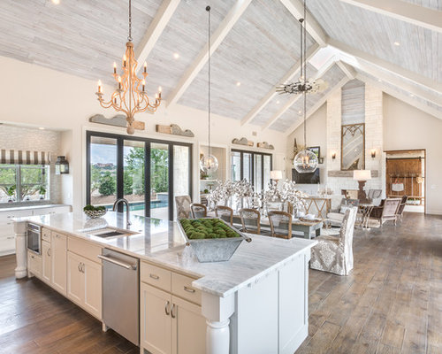All Time Favorite Farmhouse Open Concept Kitchen Ideas