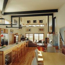 Modern Kitchen by deMx architecture