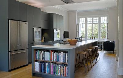 Kitchen Planning: Design Ideas for Open-plan Living